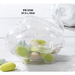 Scatola in plexiglass e scatoline trasparenti per for Amazon oggettistica