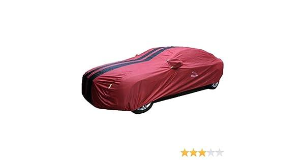Abbigliamento per Auto allaperto per Tutti i Modelli della Serie Toyota Car Cover Resistente allAcqua e ai Raggi UV YAXIAO Telo copriauto per Auto Color : Red, Size : RAV4 Rongfang