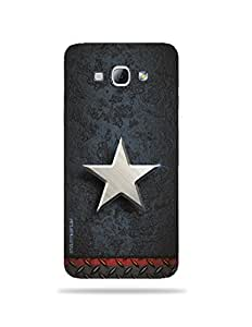 Samsung Galaxy A8 Printed Mobile Cover / MBA MarSal Printed Mobile Cover For Samsung Galaxy A8