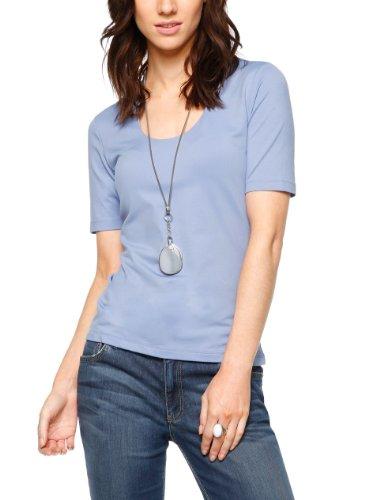 SIR Oliver - T-Shirt Femme - T-Shirt Kurzarm Violet (purple/pink)