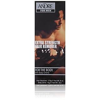 ANDRE For Men - Extra Strength - Haarentferner für Männer