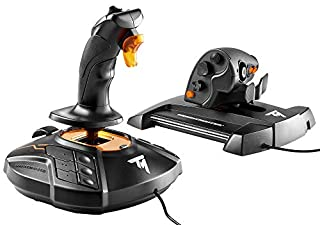 Thrustmaster T16000M FCS HOTAS (Hotas System, T.A.R.G.E.T Software, PC) (B01H6KXGDY) | Amazon Products