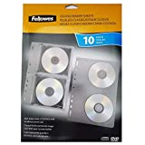 Fellowes Neue CD Binder Blatt klar (Office Products)