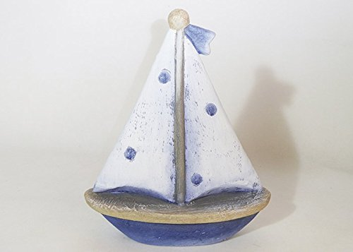 Barca Legno Vela Pois usato  Spedito ovunque in Italia