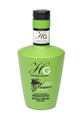HACIENDA GUZMÁN - Aceite De Oliva Virgen Extra Reserva Familiar Hojiblanca Orgánico 250ml