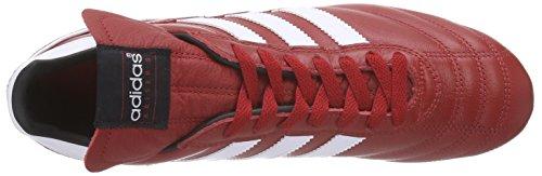 adidas Herren Kaiser 5 Liga Fußballschuhe Rot (Power Red/Ftwr White/Core Black)