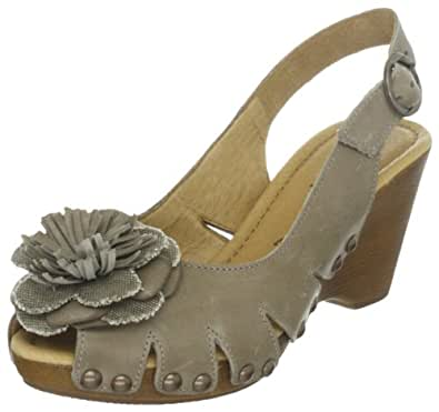 Gabor Shoes 4573363, Damen Sandalen, Beige (pietra/bamboo), EU 36 (UK 3.5)