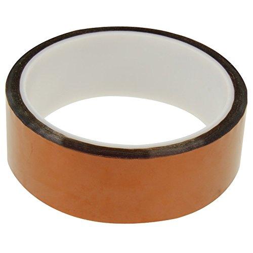 Reparatursätze , 3cm Hochtemperaturbeständige Band Hitze Dedicated Polyimide Klebeband für BGA PCB SMT Löten, Länge: 33m