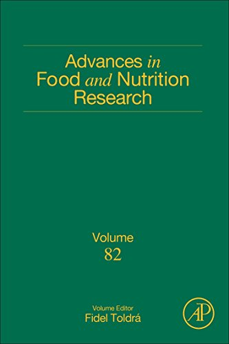 82: Advances in Food and Nutrition Research: Volume 82