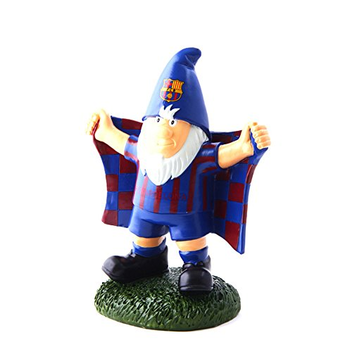 F.C. Barcelona Garden Gnome Official Merchandise by Barcelona F.C.