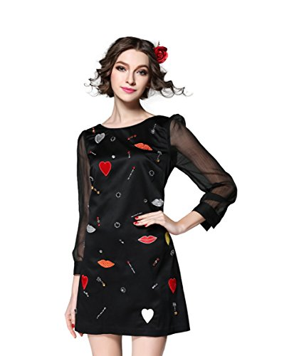 Om Sai Latest Creation Women's Tops Dress for Women Girls Ladies Latest western Dress Stylish Designer Partywear Western Collection  available at amazon for Rs.299