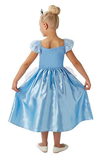 Imagen de disfraz de lujo de cenicienta rubie 's oficial disney princesas. alternativa