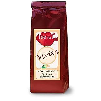 Vivien-Namenstee-Frchtetee