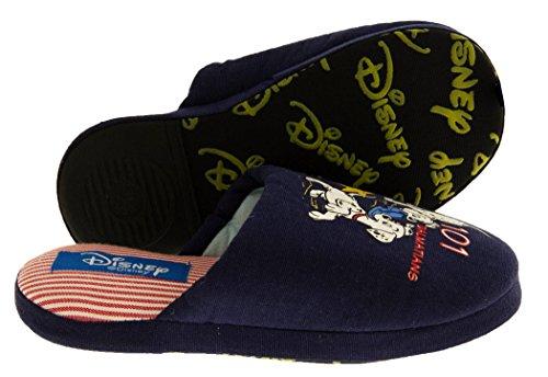 Footwear Studio , Chaussons pour fille Bleu - Azul - Navy Blue - 101 Dalmations