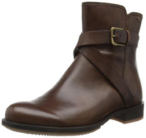 TR Chaussures 234533 Marron SAUNTER femme Marron 407 H5 montantes Ecco EFf0pwqx