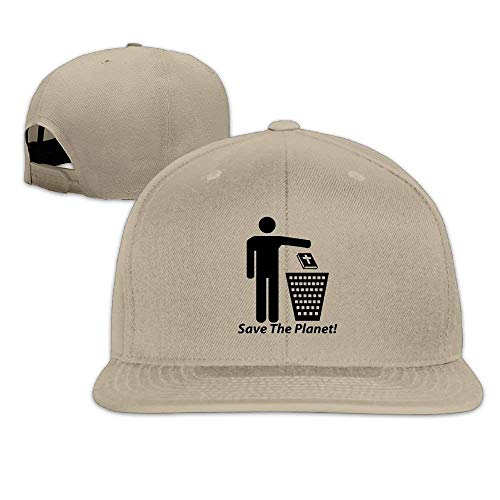 Wdskbg Cap Save The Planet Funny Atheist Drawing