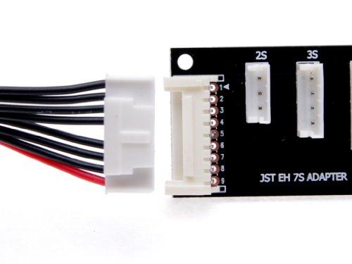 Preisvergleich Produktbild Graupner 3065.7EH - Balancerverl/Adapter-EH 2-7 Z.