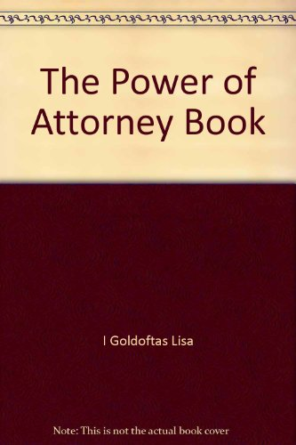 The power of attorney book