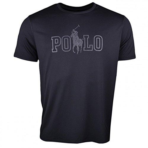 Ralph Lauren T-Shirt Herren L Black 710695630001-TL