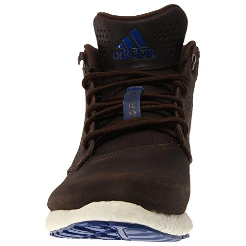 Adidas D Rose Lakeshore Boost scarpe da basket Size 8 Brown