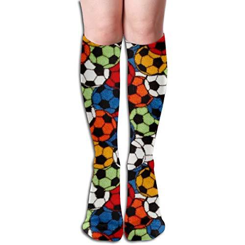 Whisper Soccer Coole Männer Frauen Baumwolle Crew Athletic Socke Laufsocken Fußball Socken 19,7 Zoll (50 cm) -