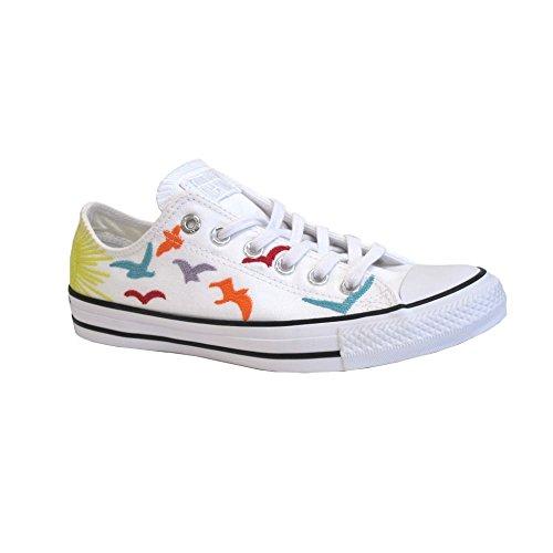 Converse Chuck Taylor All Star X Mara Hoffman Donna Sneaker Bianco Bianco