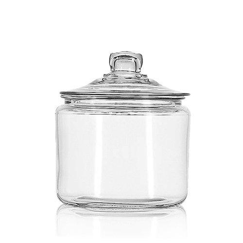 age Hill Vorratsglas, vergütetes Glas, 3l ()