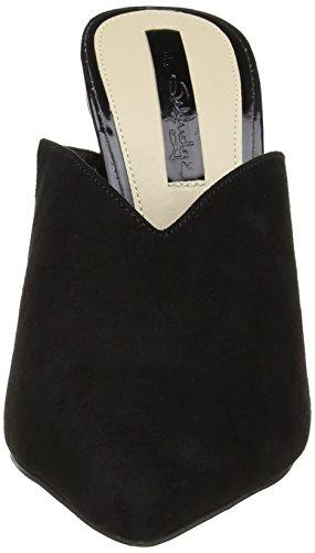 Miss Selfridge - 51l21ublk, Pantofole Donna Black (Black)