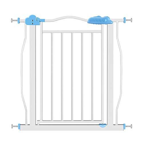 Barrières MAHZONG Protection des Enfants Clôture Bébé Escalier de sécurité pour Animaux de Compagnie Clôture pour Chien Clôture Porte d'isolation Barre de Poing