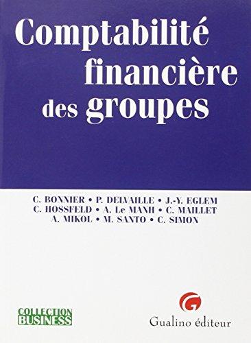 Comptabilit financire des groupes