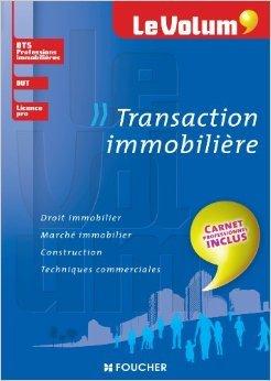 Le Volum' Transaction immobilière de Evelyne Cornu-Gaidan ( 31 octobre 2012 )