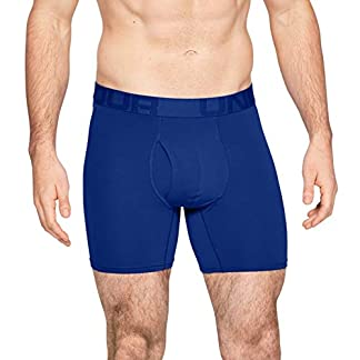 Hombre Under Armour Tech 9in 2 Pack Ropa Interior