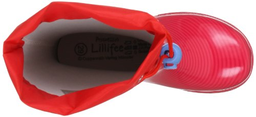 Prinzessin Lillifee 130046, Boots fille Rouge (Rot 4)