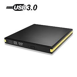 Externes Cd Laufwerk Windows 10 Usb 3.0 Dvdcd Player Brenner Für Laptopnotebookmacbook Unterstützt Windows 7810xp Von Beva …