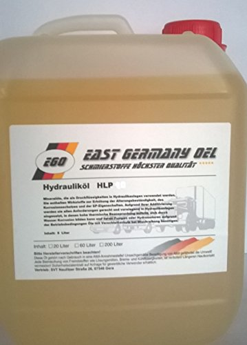 Preisvergleich Produktbild Hydrauliköl HLP 10 Kanister 5 Liter