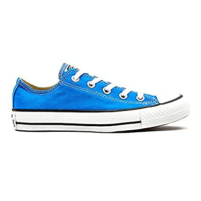 c1c762731d3b Converse Unisex Adults  Chck Taylor All Star Ox Trainers Size  2 Royal Blue