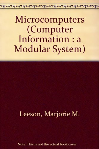 Microcomputers (Computer Information : A Modular System)