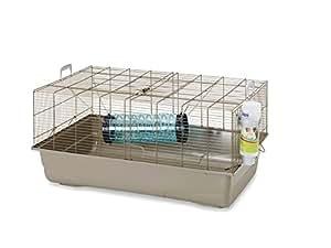 Savic - Ruffy 2 - Cage à rat/furet - Bleu marine - 80 x 50 x 38 cm