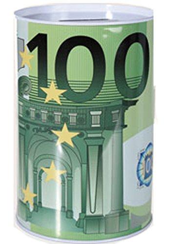 Bada Bing XXL Spardose 100 Euro Geldschein Grün GROß Reisekasse Sparschwein 21