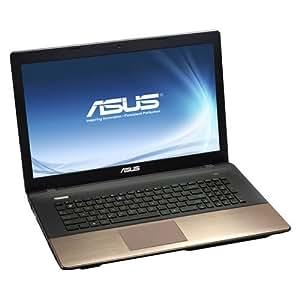 Asus K SERIE K75VM-TY018V Ordinateur Portable 17'' (68 cm) Intel core_i7 750 Go Windows 7 Marron