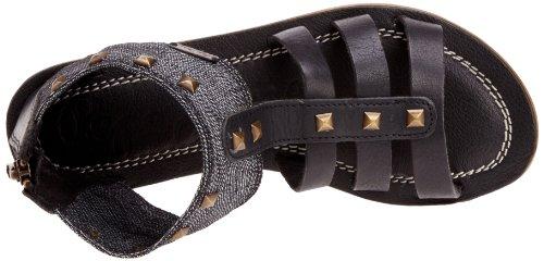 Sandálias Venture Preto Senhoras Pepe Jeans Moda URwqWET