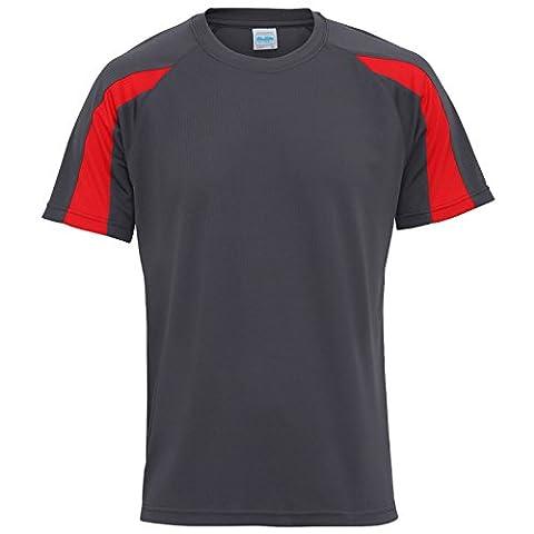 AWDis - T-shirt - Moderne - Homme - - Medium
