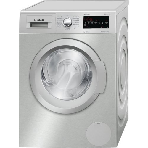 BOSCH WAT2848XES INDEPENDIENTE CARGA FRONTAL 8KG 1400RPM A+++-30% PLATA  COLOR BLANCO - LAVADORA (INDEPENDIENTE  CARGA FRONTAL  A+++-30%  B  PLATA  COLOR BLANCO  LED)