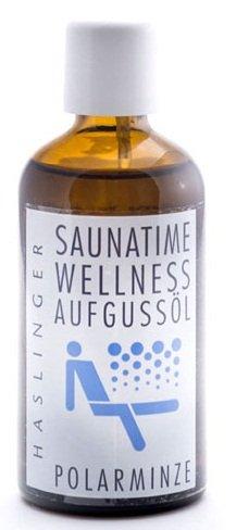 Körper Erholung (Saunatime Wellnes Sauna Aufguss Polarminze, 100 ml Konzentrat)