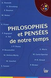 Philosophies et pensées de notre temps
