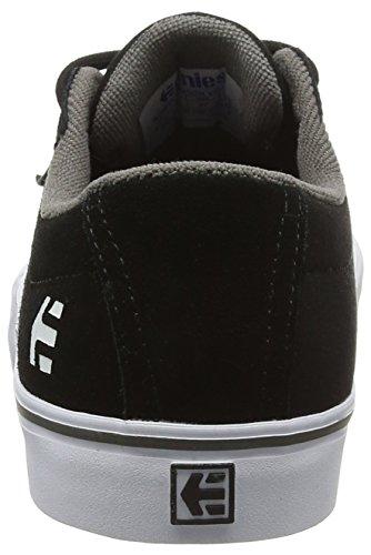 Etnies Jameson Vulc, Chaussures de Skateboard Femme Noir - Black (Black/White976)