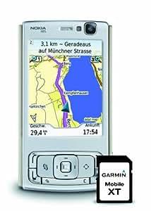 Garmin Micro/Mini/SD Card Guide/Mobile XT/EUROP