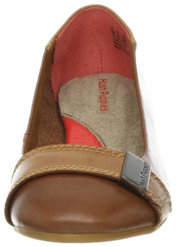 Hush Puppies Candid Pump Or, Scarpe col tacco donna marrone (Braun (Tan))