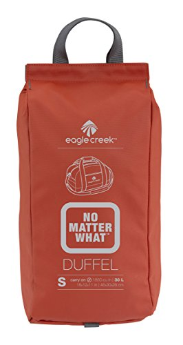 Eagle Creek No Matter What Flashpoint Duffel (Size Small) Red Clay Red Clay (Rot)