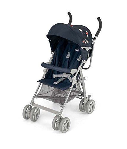 Lightweight And Compact Baby Stroller Agile C50 BLU Cam